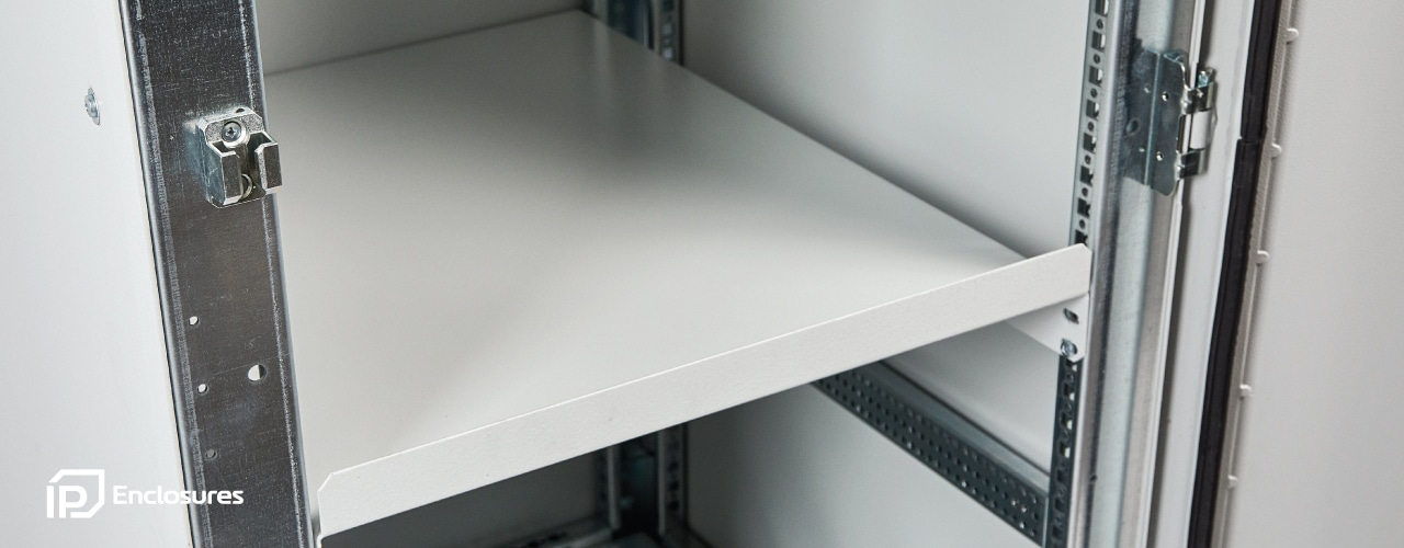 Floor Standing Electrical Cabinet Shelf Kit